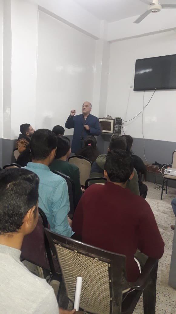 Dr. Safwat training 1