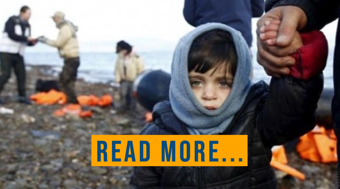 refugee, project page, boy, read more,